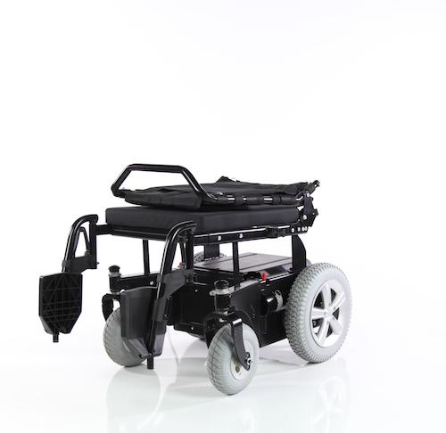 B500 Akülü Tekerlekli Sandalye