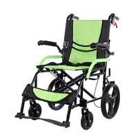 WOLLEX - W865 Refakatçi Tekerlekli Sandalye