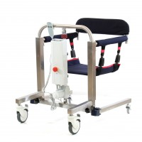 WOLLEX - WG-L500 Motorlu Hasta Kaldırma ve Transfer Lifti