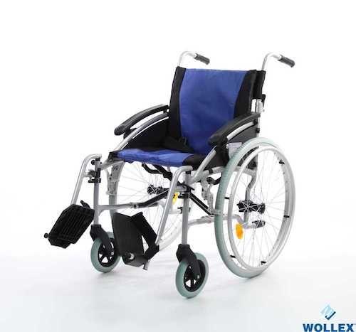 WG-M314 Aluminyum Manuel Tekerlekli Sandalye