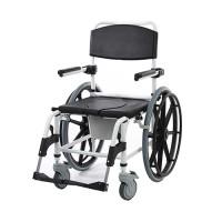 WOLLEX - W-688 Klozetli Tekerlekli Sandalye