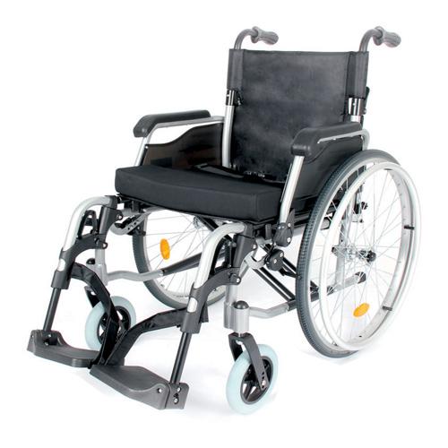 WOLLEX - W466 Aluminyum Manuel Tekerlekli Sandalye