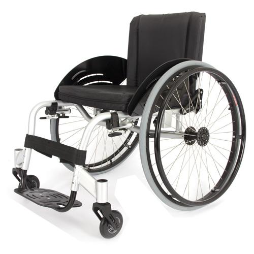 WOLLEX - W730 Aktif Manuel Tekerlekli Sandalye 42cm
