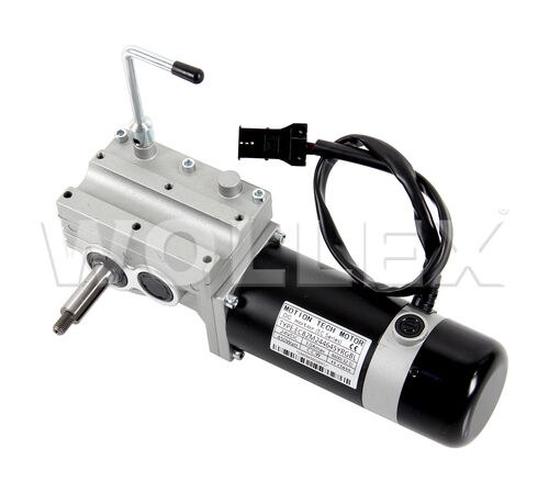 SWEMO - 10020014 Q100 450W Sağ Motor