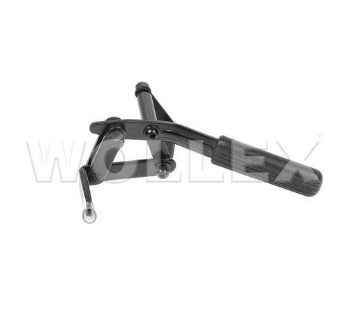 WOLLEX - 11018015 WG-P110 Sağ Manuel Fren