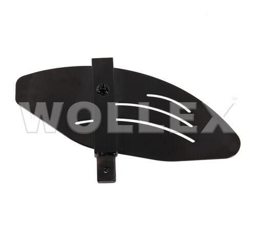 WOLLEX - 12418006 W124 Sağ Kolçak Altı Destek Levhası