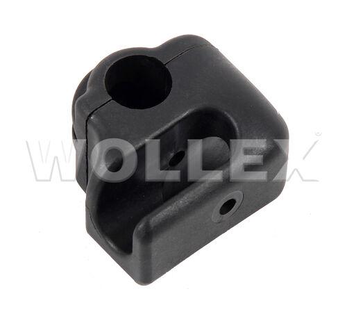 WOLLEX - 12918015 W129 Sol Kolçak Demir Yuvası