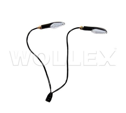 WOLLEX - 12918019 W129 Ön Far Takımı