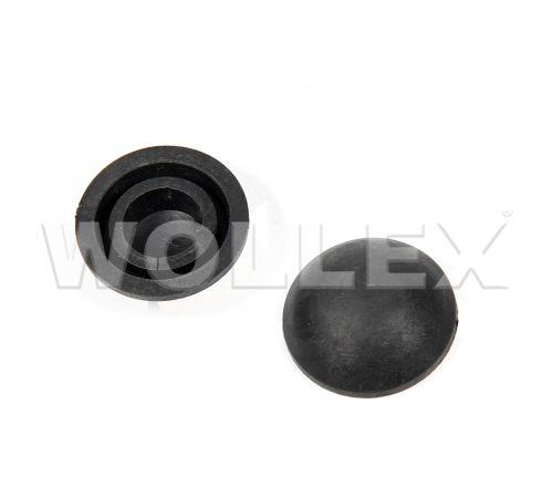 WOLLEX - 20918015 W210E Arka Teker Göbek Tapası
