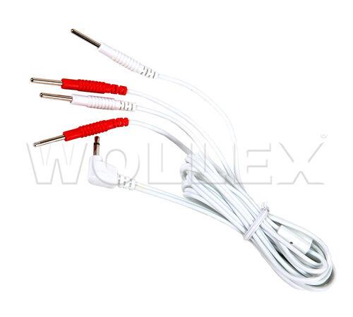 WOLLEX - 21200004 WXP-2120 4'lü Ped Bağlantı Kablosu