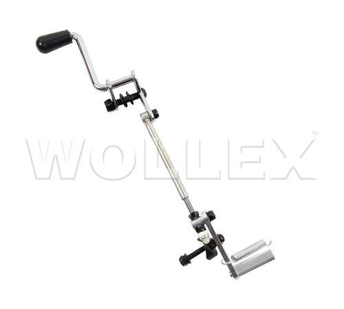 WOLLEX - 25814015 W258 Sol Manuel Fren