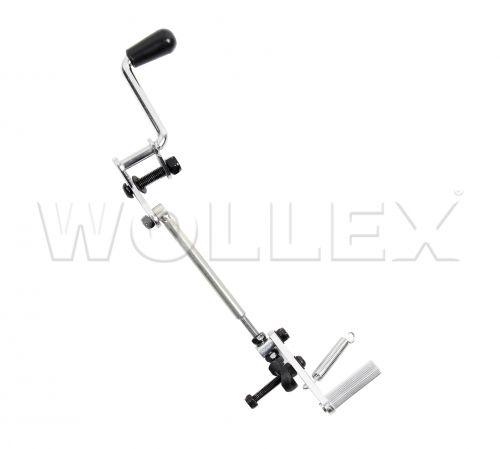 WOLLEX - 25814016 W258 Sağ Manuel Fren