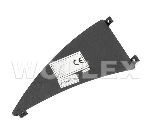 WOLLEX - 31418009 WG-M314 Sol Kolçak Altı Plastik