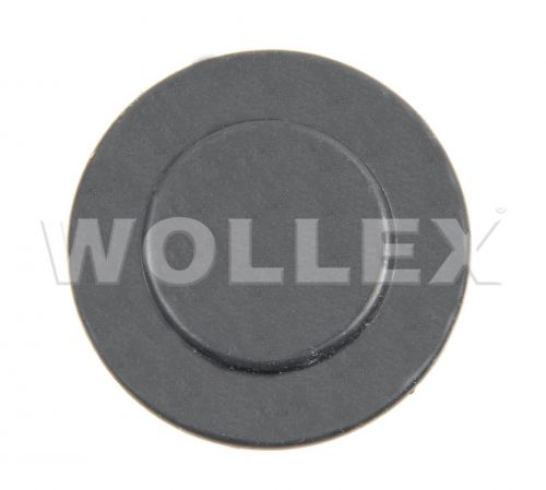 WOLLEX - 31618020 WG-M316 Arka Teker Göbek Plastiği