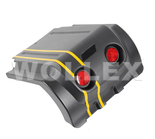 WOLLEX - 50018019 B500 Akü Haznesi Kapağı