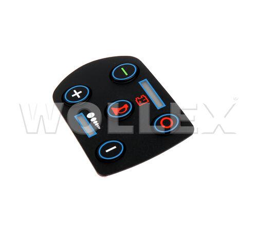 WOLLEX - 80718011 W807 Keypad
