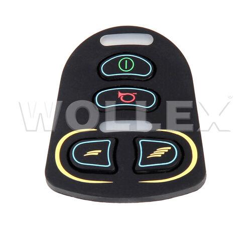 WOLLEX - 90050004 Wollex PG VSI 4 Tuşlu Keypad