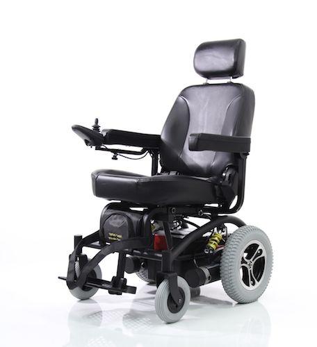 SWEMO - Q100 Akülü Tekerlekli Sandalye