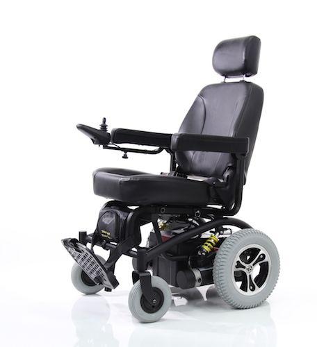 Q100 Akülü Tekerlekli Sandalye