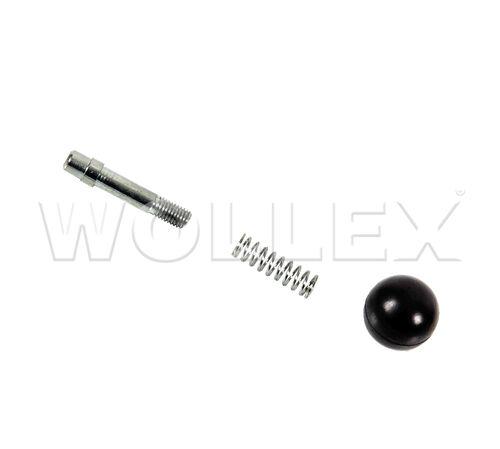 WOLLEX - 11118022 W111A Sırt Demiri Katlama Mandalı