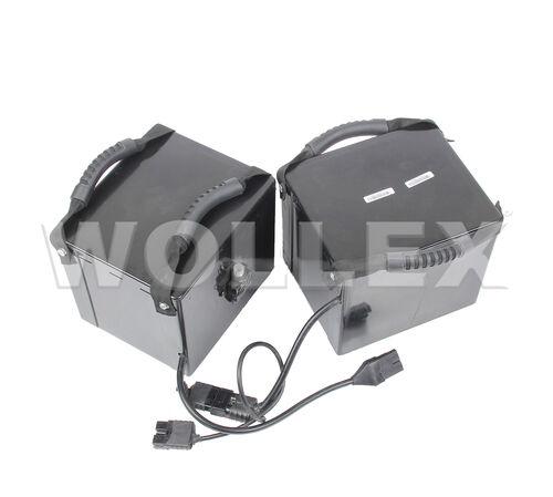 WOLLEX - 12318018 W123 Akü Kutusu