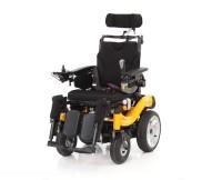 WOLLEX - W165-S Enjoy Aküllü Tekerlekli Sandalye
