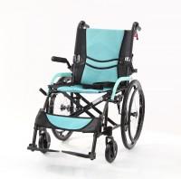 WOLLEX - W864 Refakatçi Tekerlekli Sandalye