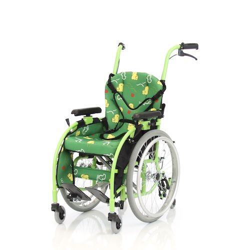 W983 Pediatrik Tekerlekli Sandalye