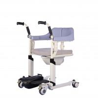 WOLLEX - WG-M422 Yükselebilir Manuel Tekerlekli Sandalye