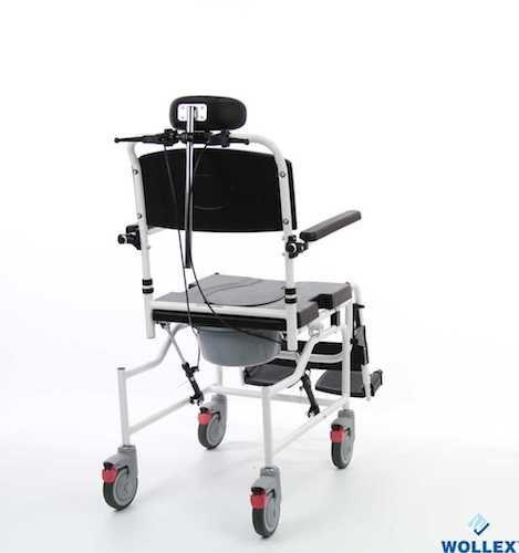 WG-M698 Tekerlekli Banyo ve Tuvalet Sandalyesi