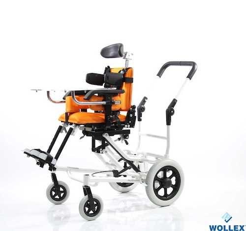 WG-M957 Pediatrik Tekerlekli Sandalye