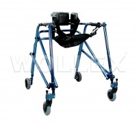 WOLLEX - WG-W942-36'' Pediatrik Walker