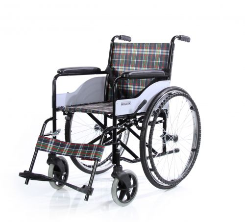 WOLLEX - W210 Manuel Tekerlekli Sandalye