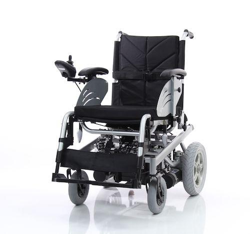WOLLEX - W123 Akülü Tekerlekli Sandalye