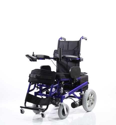 W129 Ayağa Kalkabilen Akülü Tekerlekli Sandalye