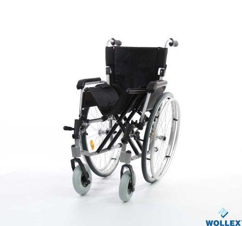 W466 Aluminyum Manuel Tekerlekli Sandalye