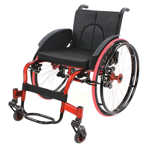 WOLLEX - W734 Aktif Tekerlekli Sandalye 42cm
