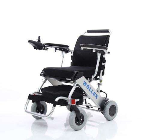WOLLEX - W807 (Lityum Batarya) Akülü Tekerlekli Sandalye
