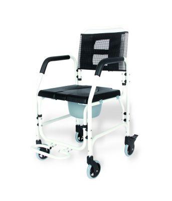 WOLLEX - WG-M699 Klozetli Tekerlekli Sandalye